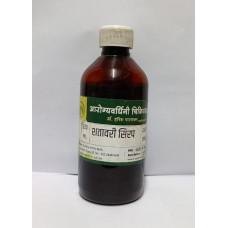 Shatavari syrup